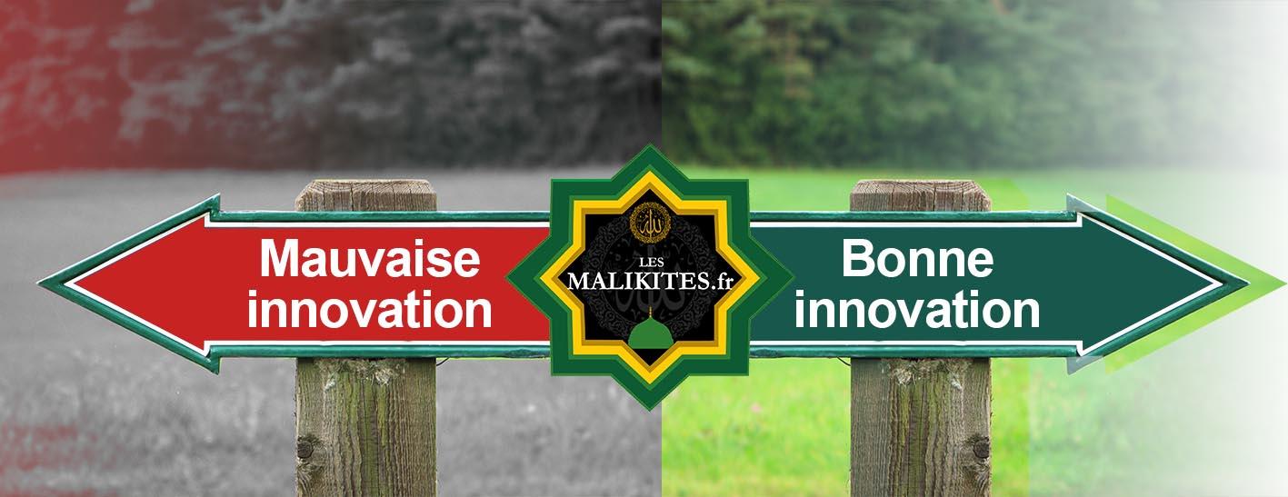 bonne et mauvaise innovation